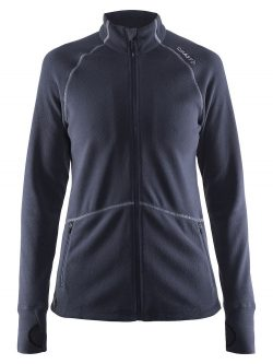 Craft Full Zip Micro Fleece mot.